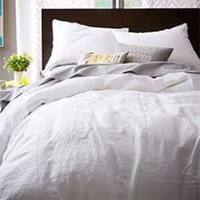 Black And White Tree Comforter Modern Bedding West Elm