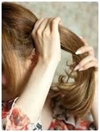 tutorial mengikat rambut kepang collection of cara menguncir rambut ala korea dengan mudah what s