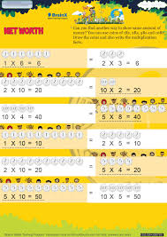 12 free practice multiplication worksheets to master tables