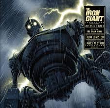 the iron giant the iron giant original motion picture soundtrack 2xlp mondo