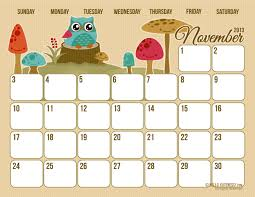 free version november 2013 calendar i these calendars from