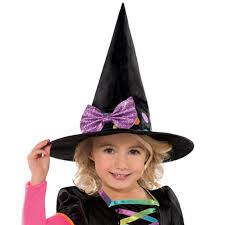 costume of witch deluxe girls toddler miss matched witch halloween fancy dress