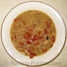 cuisine du lapin rabbit stew recipe easy to change the rabbit recipe to taste