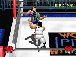 Backyard Wrestling Video Game by Wcw Vs The World Game Giant Bomb