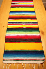 Mexican Table Runner Amazon Com Mexican Table Runner Large 72