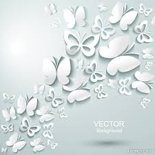 4 designer the elegant art of paper cutting design text template