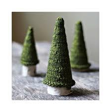 knit christmas knitting pattern pine tree knit christmas tree