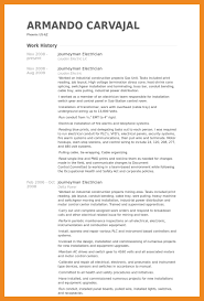 electrician resume art resume examples