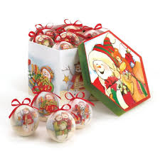 snowman ornament sets