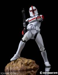 black series clone trooper captain gallery the toyark news