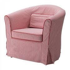 White Armchair Slipcover Ikea Ektorp Tullsta Armchair Slipcover Chair Cover Simris Red