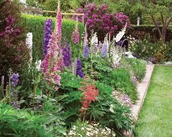victorian country garden