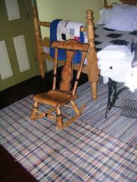 Early American Rocking Chair Trees Full Chisel Blog