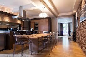 cuisine sur parquet parquet choisir pour sa cuisine