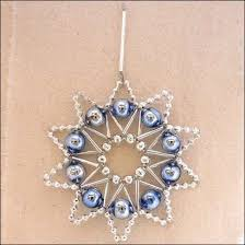 276 best beading ornaments images on beaded