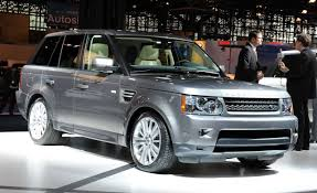 range rover sport engine 2010 land rover range rover sport auto shows news car and driver