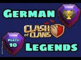 german legends endergebnis3 clash of clans event clan cw