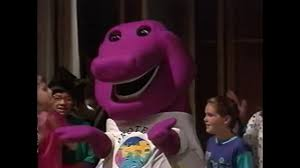 barney and the backyard gang rock with barney part 17 vhs