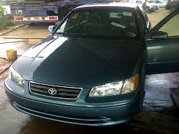 cheapest toyota model 2000 2001 tokunbo toyota camry very clean for ngn998k wow
