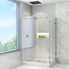 Glass Bathroom Shower Enclosures Bathroom Shower Enclosures