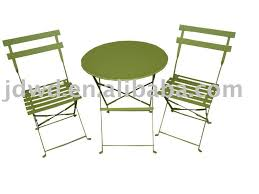 Metal Folding Bistro Chairs Metal Folding Bistro Chairs Bistro Table And Chairs Outdoor