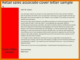 14 retail sales associate cover letter sample budget reporting