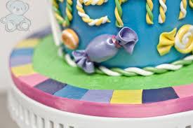 candyland birthday cake bearkery bakery