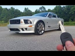 2007 ford mustang reviews 2007 ford mustang saleen exhaust test drive and review
