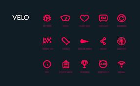 dribbble velo icons dribbble lrg png by darren geraghty