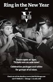 new year u0027s eve at the vig tickets the vig chicago il