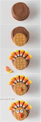 thanksgiving cups chocolate turkey cupcakes your cup of cake