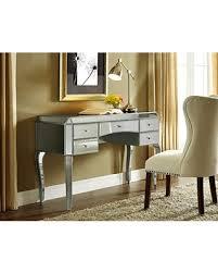 slash prices on pulaski marie mirrored desk