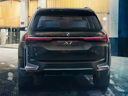 the new bmw x7 at least in concept form ford inside news