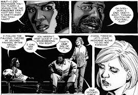 Tyreese Walking Dead Meme - five things the walking dead is missing from the comics smosh