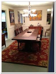Round Rugs For Under Kitchen Table by Dining Tables What Size Rug Under 60 Inch Round Table Round