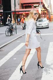 shirt dresses how to wear them fashion tag blog