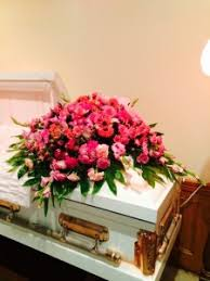 pink casket perfectly pink casket spray in converse tx s house of
