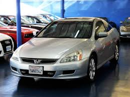 2006 honda accord ex coupe 2006 honda accord ex v 6 2dr coupe 5a in sacramento ca h1 auto