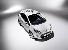 ford unveils all new u0027custom u0027 ka at paris motor show