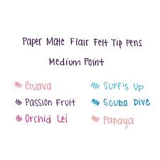 paper mate earth write pencils amazon com paper mate flair porous point felt tip pen medium amazon com paper mate flair porous point felt tip pen medium tip