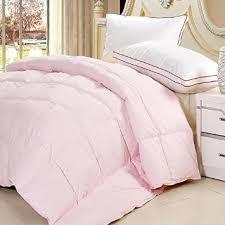 light pink down comforter buy spring light weight 100 white goose down comforter pink 650