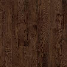 Solid Oak Laminate Flooring Bruce American Originals Barista Brown Oak 5 16 In T X 2 1 4 In