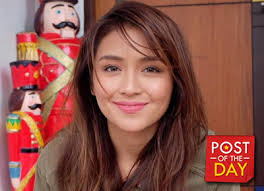 katrine bernardor hair color look kathryn bernardo is in the mood for love push com ph