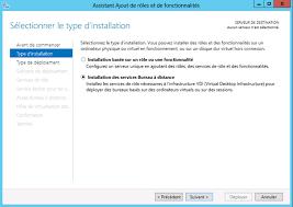 activer bureau à distance windows server 2012 remote desktop service