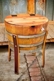 best 25 whiskey barrel furniture ideas on pinterest barrel