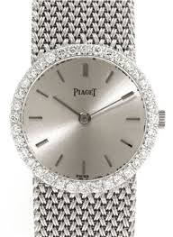 piaget watches prices piaget vintage 18k white gold diamond