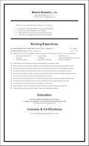 Examples Of Resumes For Nurses Best Resume Gallery Download Sample Lpn Resume Haadyaooverbayresort Com