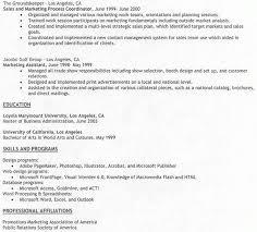 Work Experience Resume Sales Associate Experience Example For Resume Resume Types And Samples Resume