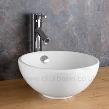 round sink bowl round bathroom sink bowls bathroomuse floating oak bathroom sink
