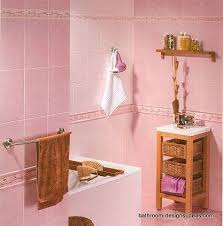 Pink Tile Bathroom 87 Best Pink Bathrooms Images On Pinterest Pink Bathrooms